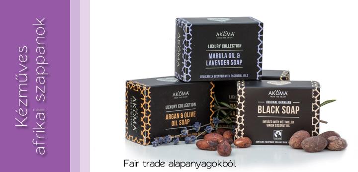 Afrikai fekete szappan